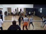 Choreography by Sasha Putilov (N'sync It's tearing up my heart) gr 2.3
