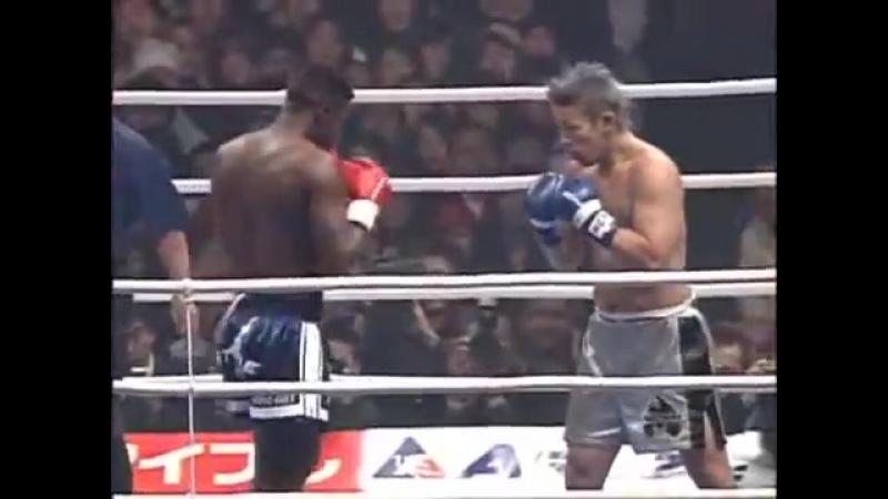 K1 2003 Musashi vs Remy Bonjasky