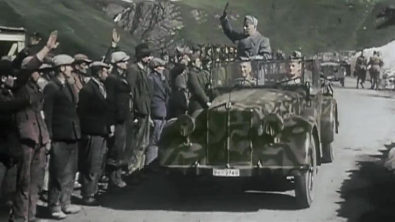 02. Сокрушительное поражение (1939-40): Дюнкерк, Франция, Британия - Апокалипсис: Вторая мировая война (2009)