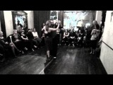 Ted Roe and Heather Morrow perform tango to Sting's Shape Of My Heart in Aspen, Co. - Jan 2012