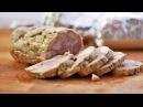 Домашняя куриная колбаса рулет от Покашеварим