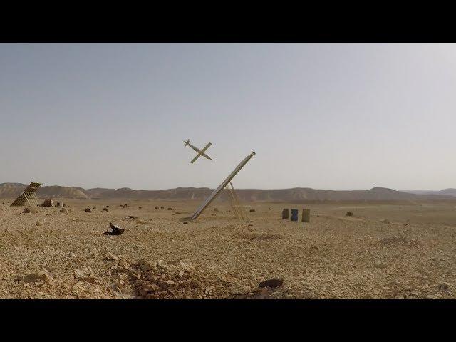 Elbit Systems SKYSTRIKER - Tactical Loitering Munition