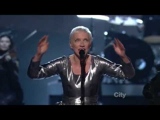 Annie Lennox - The Fool on the Hill (The Beatles) HD