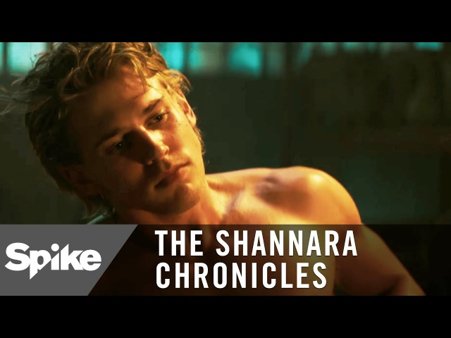 'How Did This Guy Ever Save The World?' Ep. 201 Official Clip | The Shannara Chronicles (Season 2)