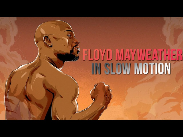 Floyd Mayweather In Slow Motion Highlights