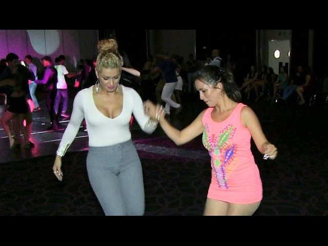 Chile Salsa Bachata Festival 2016 ~ Social ~ Tania Latapiat Jorjet Alcocer