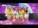 Produce 101 [최초 공개] 아이오아이 너무너무너무 컴백 무대 161012 EP.21