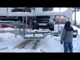 Парковка-карусель