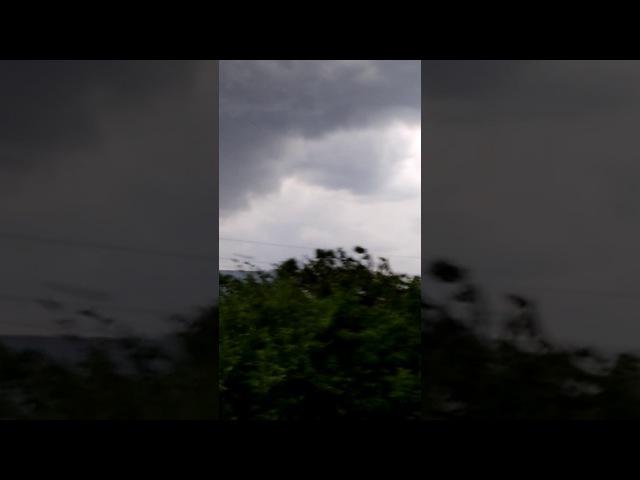 Ураган разнёс на щепки село Лозивок, Черкасская область 02.07.2017
