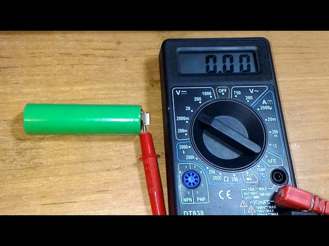 Мультиметр DT838 ремонт
