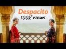 Despacito - Kathak dance cover by Radhika and Jyoti