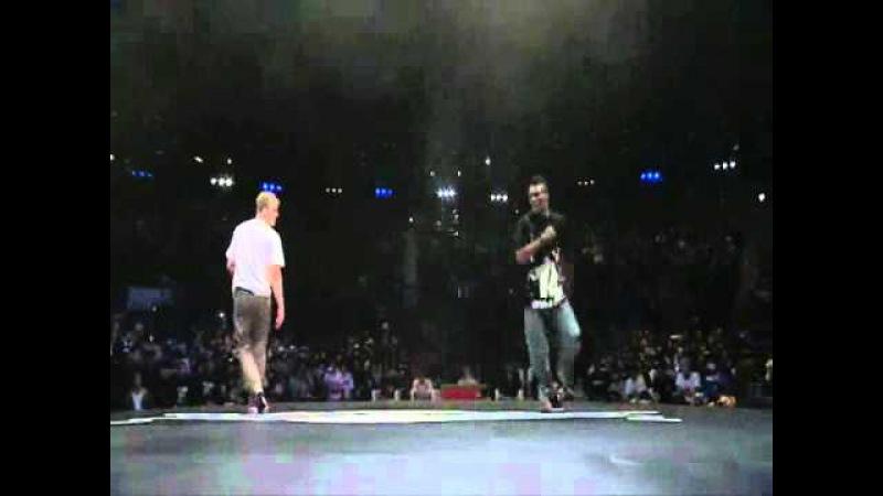 Jamix Project - Final battle ( FINAL BATTLE - Red Bull BC One Tokyo 2010)