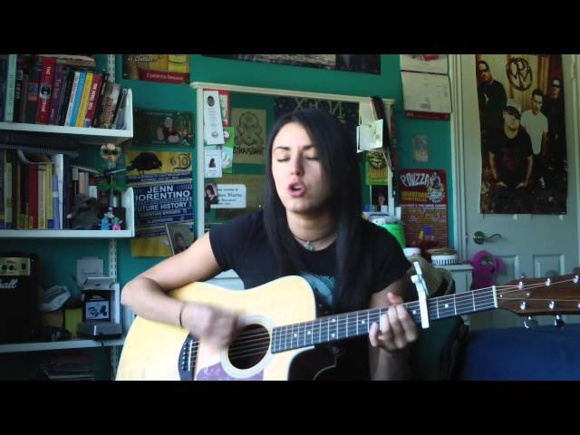 Rise Against -Black Masks Gasoline (Acoustic Cover)