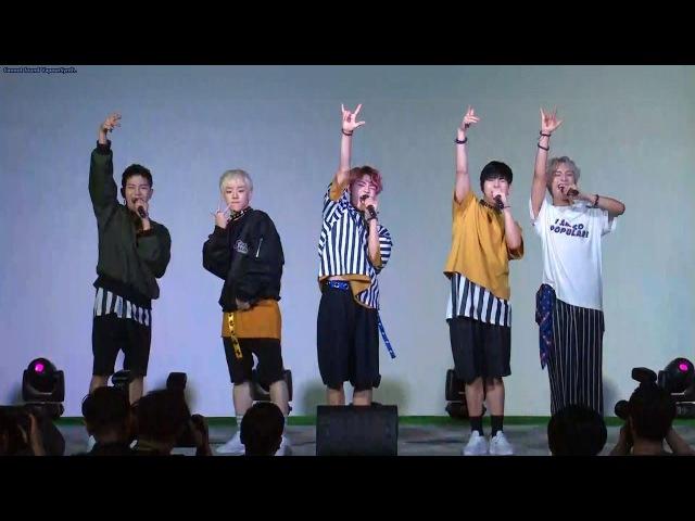 A.C.E(에이스), H.O.T 'We are the future' 'Hope'(빛) Dance Cover (Showcase, 선인장, CACTUS)