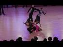 Семен Хржановский и Елизавета Лыхина Румба 2017 Чемпионат России - Молодежь, 10-танцев