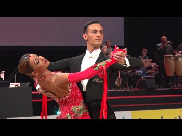 Francesco Galuppo Debora Pacini Tango Finnish Open 2017