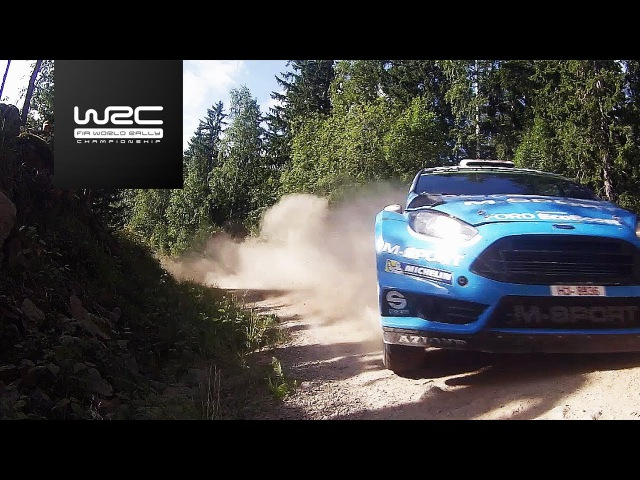 WRC - Neste Rally Finland 2017: Preview Clip