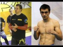 ММА Старший тренер сборной Украины Александр Дудочкин и Эльнур Велиев Веб конф