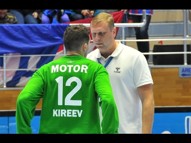 Евгений Будко, тренер вратарей ГК Мотор. Веб-конференция на XSPORT.ua