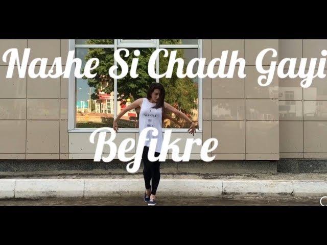 Nashe Si Chadh Gayi Befikre Bollywood dance Bollywood Dance Индийские танцы Индийское кино