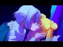 Sailor Moon Crystal Act 21 Kiss Demande and Usagi (HQ) Napisy PL