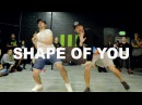 SHAPE OF YOU - Ed Sheeran Dance | @MattSteffanina @PhillipChbeeb Choreography