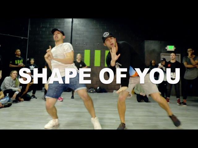 SHAPE OF YOU Ed Sheeran Dance @MattSteffanina @PhillipChbeeb Choreography