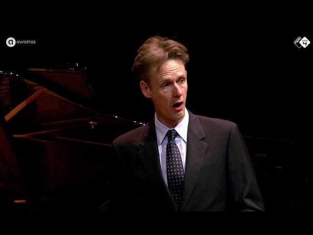Ian Bostridge - Brahms Sechs Lieder, op. 85 and Vier Lieder, op. 96 - Live concert HD