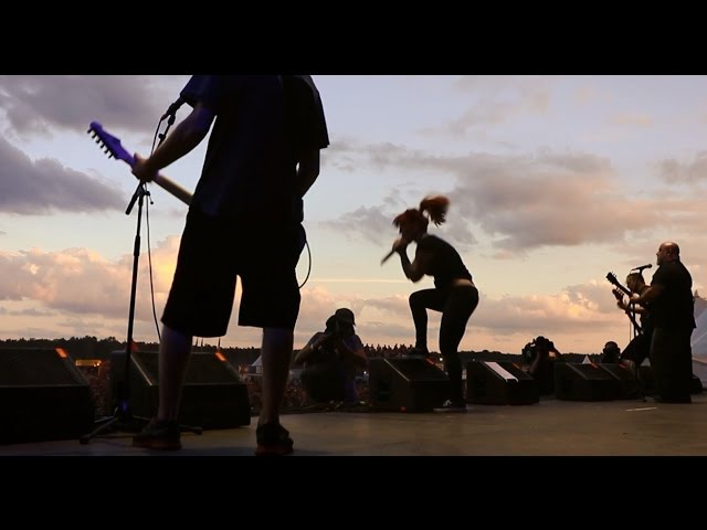 WALLS OF JERICHO - Forever Militant (Official Video) | Napalm Records