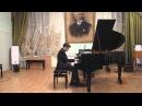 Антон Баканов Гендель Пассакалья концерт в Мерзляковке 27 11 2015