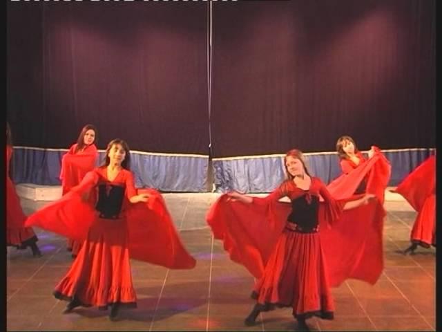 Танец красные маки