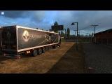 ETS2 MP | Euro Truck Simulator 2 - Ночной конвой ВТК Bears! | 22.05.2017 - 23.05.2017