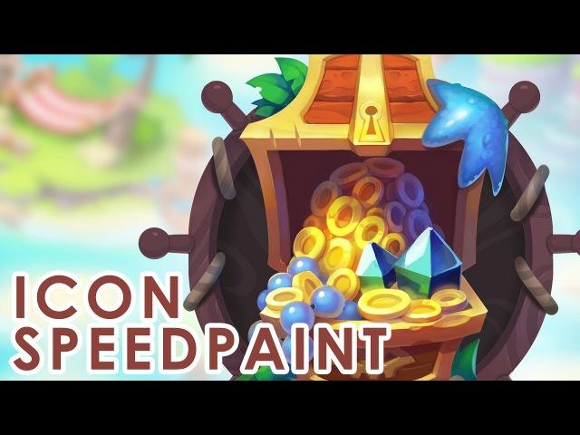 Icon speedpaint (shop)