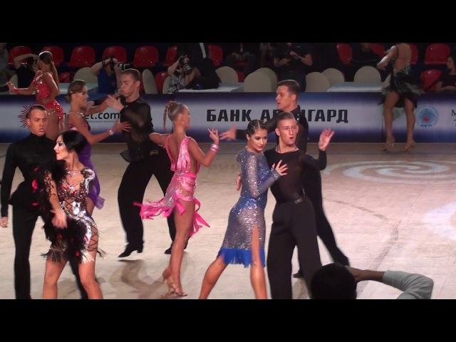 Nikita Zakharov - Sofia Sarycheva (Екатеринбург, Верх-Исетский) | Samba