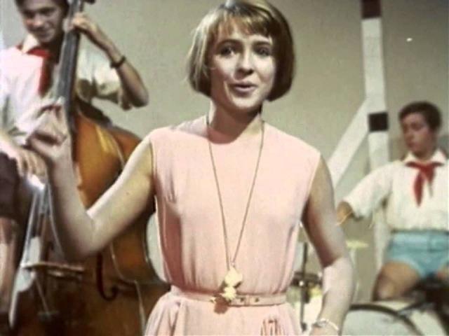 Твист из к-ф Иностранка, 1965 год
