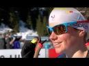 Biathlon Marie Dorin Habert - Dance Alone фан-видео
