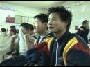 Фрагмент документального фильма о монастыре Шаолинь.