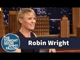 Robin Wright Got Drunk at Studio 54 on a Class Trip