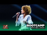 Rita Bellanza commuove con Sally di Vasco Rossi Bootcamp 2