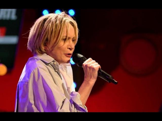 Mademoiselle Chante Le Blues (Live) - Patricia Kaas dans Le Grand Studio RTL