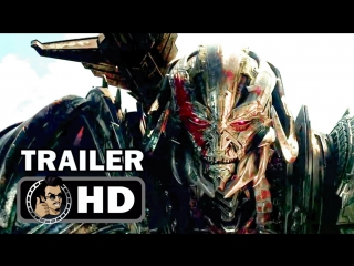 TRANSFORMERS 5: THE LAST KNIGHT Official Trailer #2 (2017) Mark Wahlberg Sci-Fi Action Movie HD