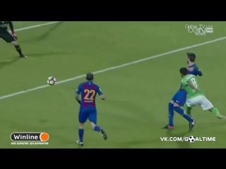 Аль-Ахли - Барселона 3:5. Обзор товарищеского матча.