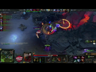Vega vs Liquid (DreamLeague Season 6); Fn Steals Roshan and Denies aegis