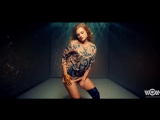 Сигарета мелькает во тьме. Поет девушка ( Remix) .Премьера клипа 2017