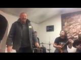 Кавер-версия Владимира Медведева, песни группы Звуки МУ