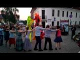 Танцы ў Музычным завулку 06.08.2017 (вясёлы карагод)