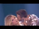 LOBODA и Макс Барских попытка поцеловать взасос! Премия МУЗ ТВ 2017