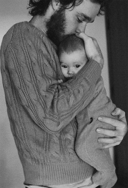 Благоразумие отца есть самое действительное наставление для детей. Де