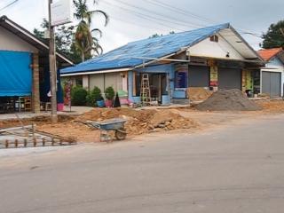 Расширение дороги на Клонг Прао