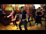 Мастер-класс по сальсе. Рай-Роберт Эрнандес и ШВБ в Tequila-Boom 31.01.2017